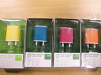 СЗУ Сетевое зарядное устройство ,сетевой адаптер USB 5В 1А Суперкачество