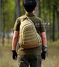 Рюкзак / сумка-слинг тактическая (наплечная) с одной лямкой Protector Plus X204, фото 2