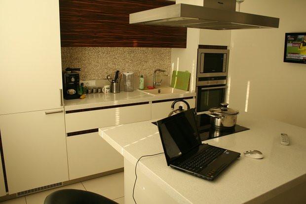 Кухня «Моя кухня» холостяцкий вариант с островом