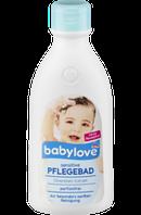 Детская пенка для купания Babylove Badezusatz sensitives Pflegebad, 0,5 l