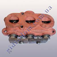 Корпус клапанной коробки (головки насоса) УН 41112