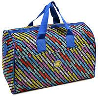Дорожная сумка Саквояж текстиль 8023.Купить дорожную сумку саквояж  недорого