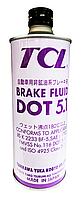 Тормозная жидкость TCL DOT-5.1, 500мл