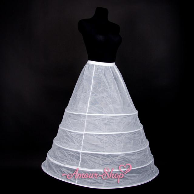 нижняя юбка для бального, свадебного, вечернего платья Р5