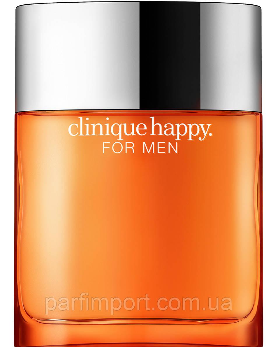 Clinique Happy Men EDT 100 ml TESTER туалетна вода чоловіча (оригінал оригінал Швейцарія)