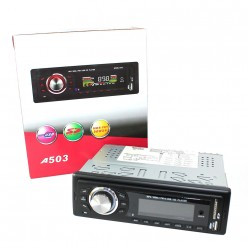 Автомагнитола A-503 USB Мр3 радиатор пульт