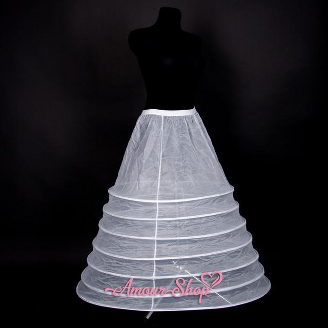 нижняя юбка для бального, свадебного, веченего платья Р7