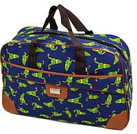 Дорожная сумка Саквояж текстиль 1333-1.Купить дорожную сумку саквояж  недорого