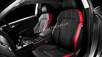 Кожаный салон Kahn Design для Audi A5 2007-2012