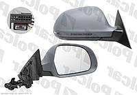 Зеркало правое 3дв эл+обогр Audi A3 8P 2008-2011