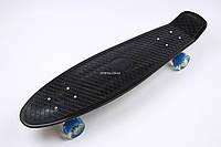 Скейт пенни борд Print, Penny Board Nickel 27 Черная доска