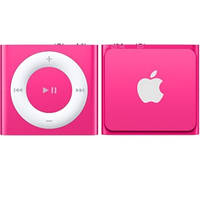 MP3 плеер Apple A1373 iPod shuffle 2GB Pink (MKM72RP/A)