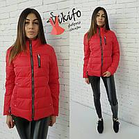 Женская модная весенняя куртка (расцветки)