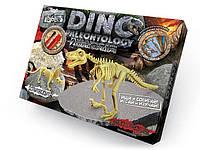 Dino Paleontology Протоцератопс и Тиранозавр DP-01-03