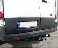 Фаркоп на Ford Transit (c 2013--) литой крюк , Форд Транзит
