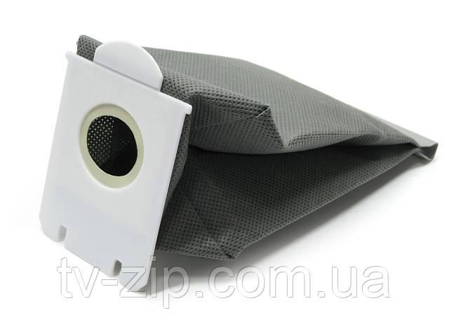 Мешок (пылесборник) тканевый многоразовый для пылесоса Philips 432200493371