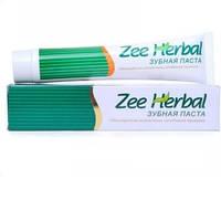 Аюрведическая зубная паста «Zee Herbal»
