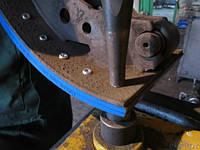 Замена тормозных накладок, Наклепка тормозных накладок на колодки, грузовое СТО Мариуполь