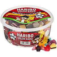 Haribo Color Rado в пластиковой коробке 1 кг