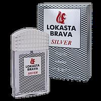 Туалетная вода для мужчин LOKASTA BRAVA SILVER