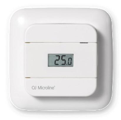 Терморегулятор электронный для теплого пола OTN2-1991 Oj Electronics Гарантия 3 года