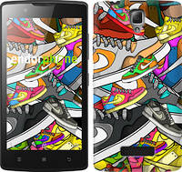 "Чехол на ZTE L5 World of Nike ""2703u-429"""
