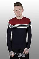 Свитер мужской DSQUARED2 6607 красный, фото 1