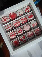 Пряники имбирные О любви набор в коробке