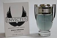 Paco Rabanne Invictus 100 ml тестер
