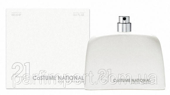 Costume National 21 Women edp 100 ml  парфумированная вода женская (оригинал подлинник  Франция)