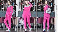 """Стильный женский спортивный костюм """" Терра"""" в разных цветах"""