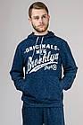 """Спортивный костюм мужской """"Brooklyn"""" (синий), фото 2"""