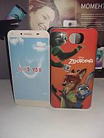 Чехол силиконовый Huawei Y5 ii  Фото