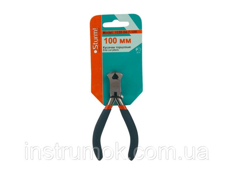 Кусачки 100 мм (Soft hand mini) Sturm 1030-04-7-100
