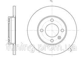 Тормозной диск передний Roadhouse RH 6088.01 для Seat Cordoba Vario (6K5) 09.1996-06.1999