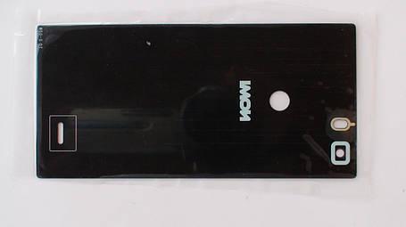 Задняя крышка (панель) Nomi i5031 EVO X1 черная, оригинал , фото 2