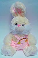 Мягкая игрушка Заяц, кролик Семка 1/4 00043-5 Копиця Украина