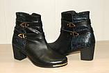 Ботинки кожаные 36-41 р Paolla., фото 3