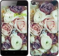 """Чехол на Meizu U10 Букет роз """"2692c-415"""""""
