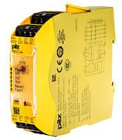PILZ Защитное реле PILZ PNOZ s4 24VDC 3 n/o 1 n/c 750104