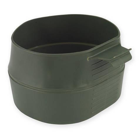 Wildo Кружка складная  Fold-A-Cup® - 600 ml (оливка) 14738, фото 2