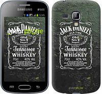 "Чехол на Samsung Galaxy S Duos s7562 Whiskey Jack Daniels ""822c-84"""