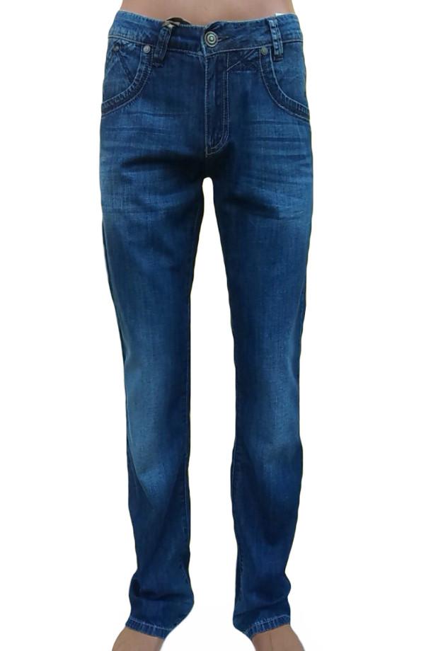 Джинсы Franco Benussi 3327-987 синие