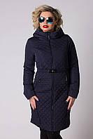 Женское пальто с капюшоном  Damader 785, фото 1