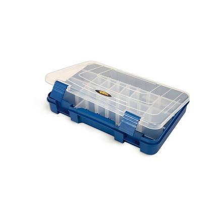 Коробка Lineaeffe 5отделений + 20 смен.перегородок 27,6х18,8х4,5см, фото 2