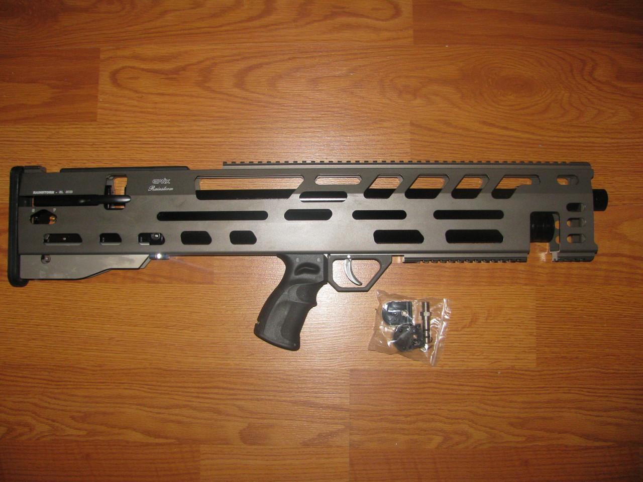 Пневматическая винтовка Evanix Rainstorm 3D Bullpup SL SHB  4,5  5.5