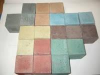 Кольоровий бетон