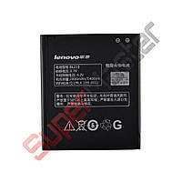 Аккумулятор для Lenovo S650, S820, S696, A658T, A656, A750E, A770 (BL210), емкость 2000 мАч, напряже