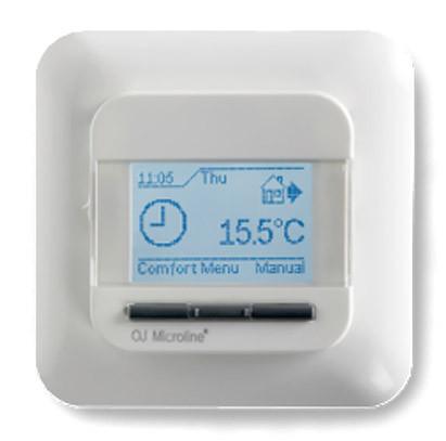 Терморегулятор программируемый для теплого пола OСD4-1999 Oj Electronics Гарантия 3 года