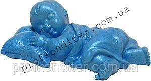 Молд Младенец на подушке ЗД